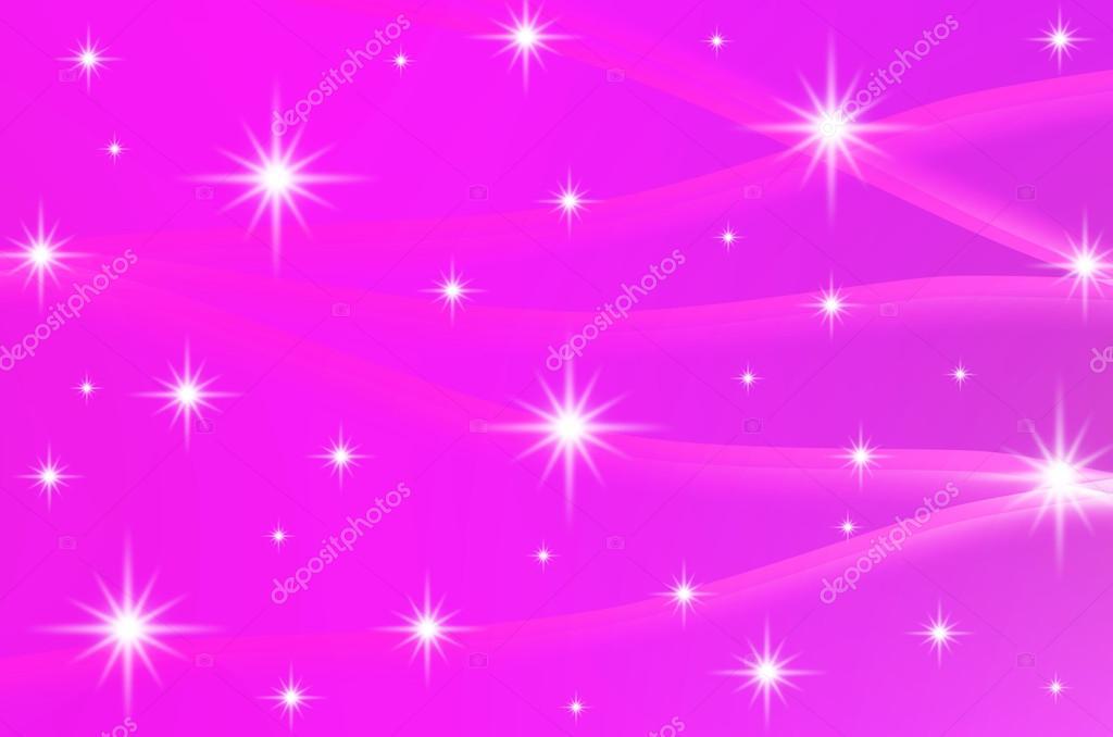 Fondos de color morado con estrellas