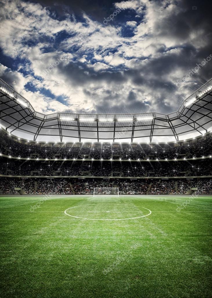 soccer stadium background stock photo c efks 100991626 https depositphotos com 100991626 stock photo soccer stadium background html