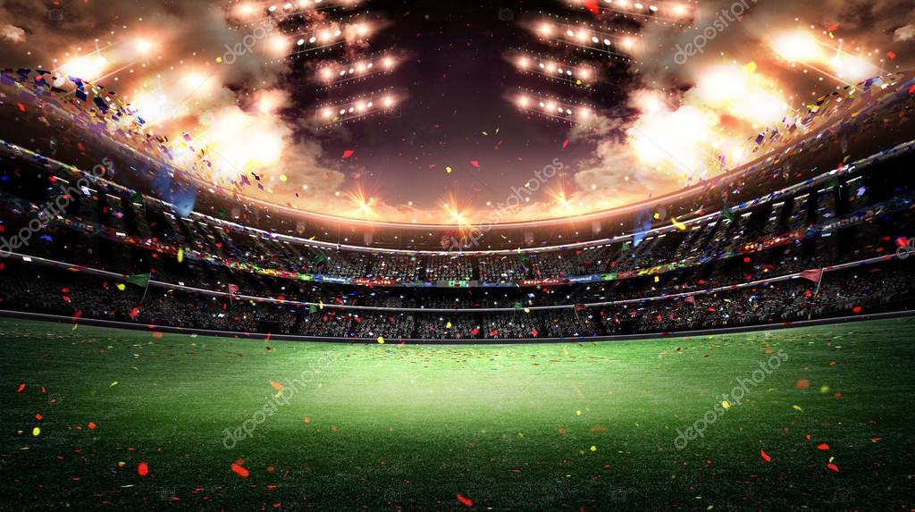 football stadium background stock photo c efks 111298750 https depositphotos com 111298750 stock photo football stadium background html