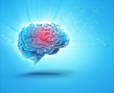 Human body of brain