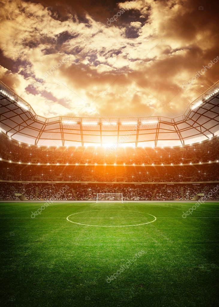 soccer stadium background � stock photo 169 efks 98862260