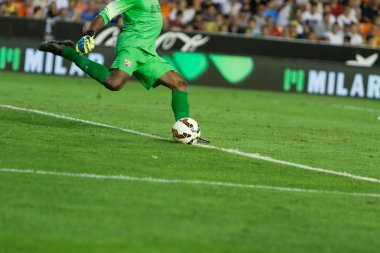 Kameni of Malaga in action