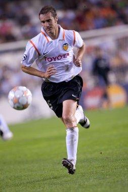 Ivan Helguera in action