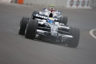 Formula 1 Grand Prix of Europe