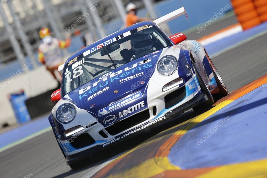 Porsche Mobil 1 Supercup GP Europa