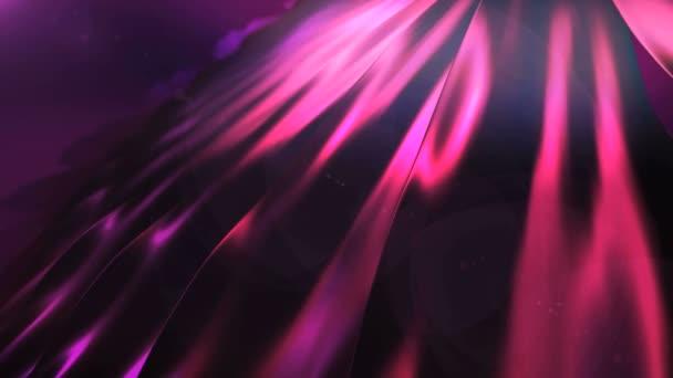 Bezešvé hedvábné stěna waggles se světlem na