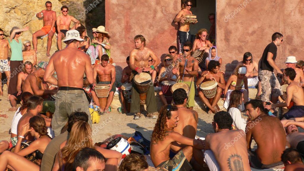 Hippie Dörfer Deutschland