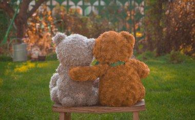 Friendly hugs