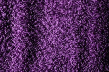 Purple macro carpet background