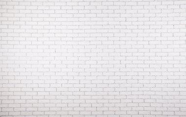 White wall texture of brick