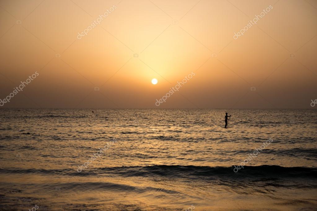 sea sunset. ocean sunset