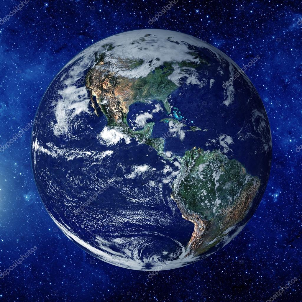 earth going through all the 4 season - HD