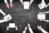 Brainstorming koncept / pohled podnikatelů plánování