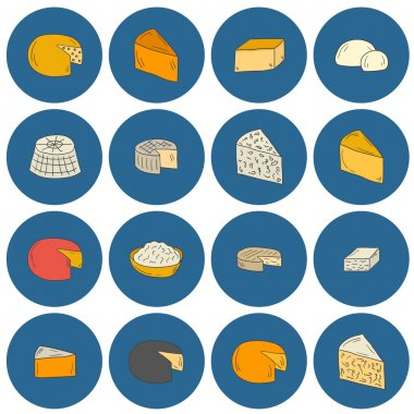 Cheese type objects
