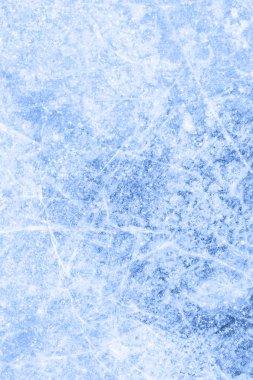 light blue ice pattern