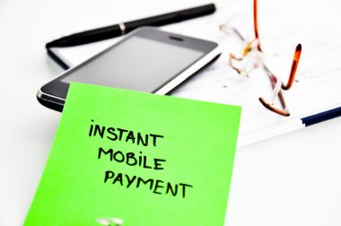 Develop mobile payments software