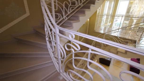 Panoráma terem egy lépcsőház divatház.