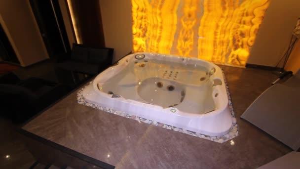 Luxury Apartment Interior Jacuzzi, Hamam, SPA.