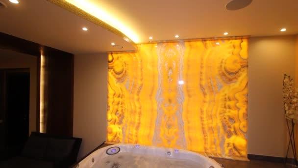 Luxusní byt vnitřní Jacuzzi, hammam, lázně