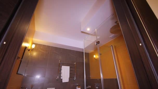 Spa Jacuzzi interna, Hamam, appartamento di lusso.