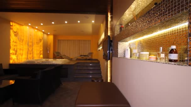 Luxury Apartment Interior Jacuzzi, Hamam, SPA.