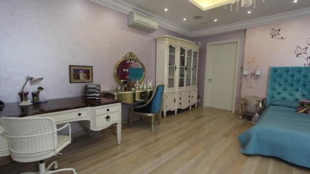 Camera Luxury Apartment Interior per bambini.