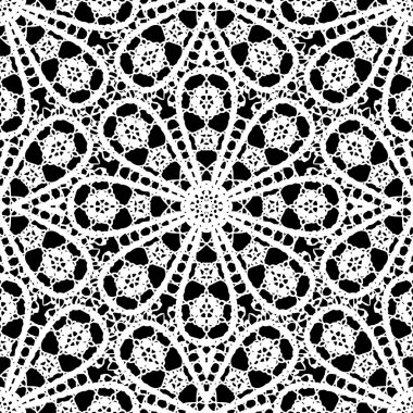 lace abstract ornament pattern