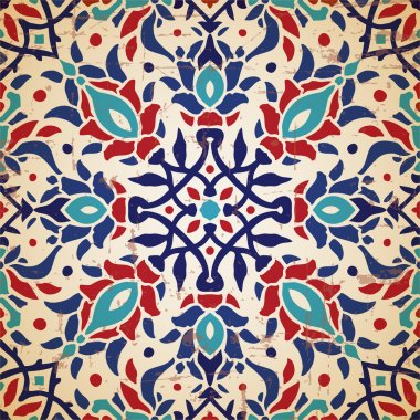 traditional oriental ornament background