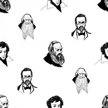 literature authors pattern