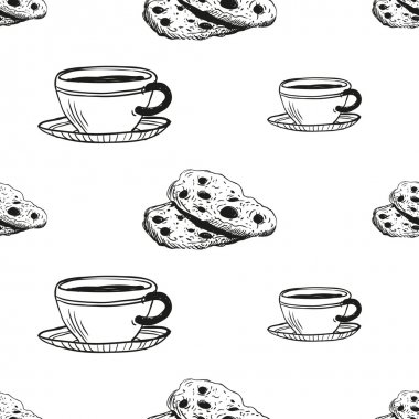 coffee break or tea time pattern