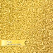 Zlaté třpytky textura
