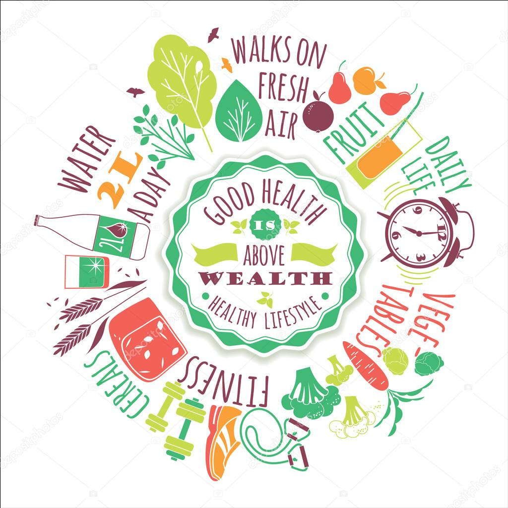 the overall improvement of life through a healthy lifestyle Please be aware that juicing in itself is not enough to provide overall improvement to health you will have to make a conscious commitment to making positive lifestyle changes through exercise, proper sleep and a healthy diet.
