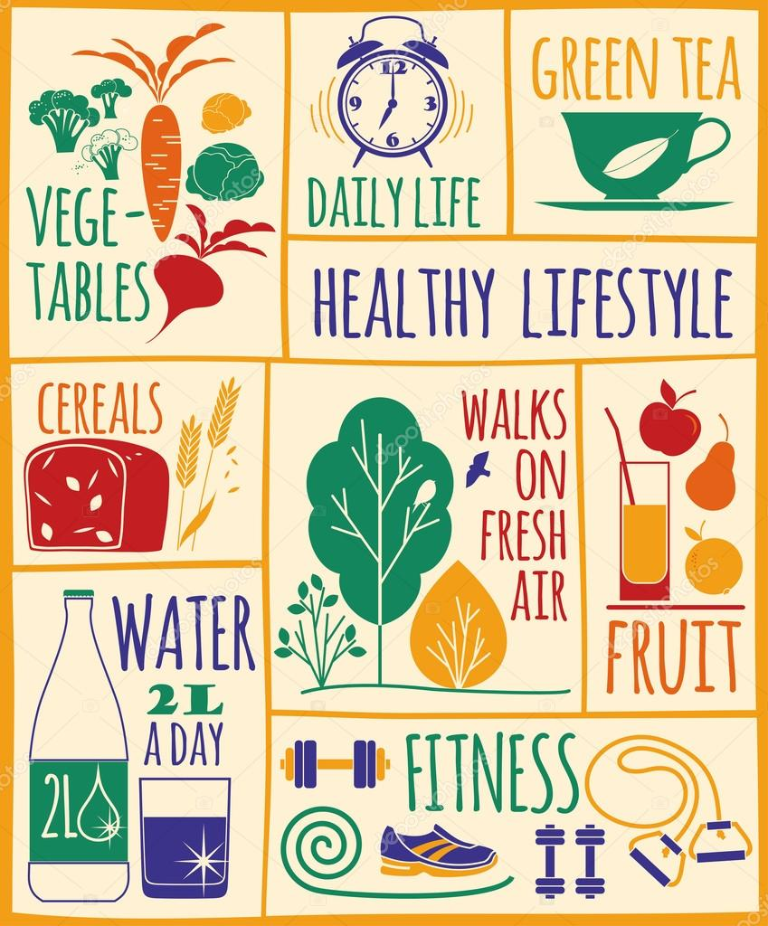 conclusion of healthy lifestyle