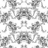 barokní vzorek pozadí