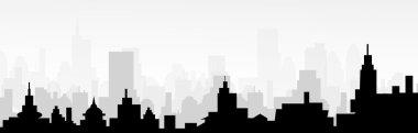 City Silhouette -Vector
