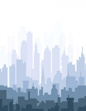City Skyline -Vector