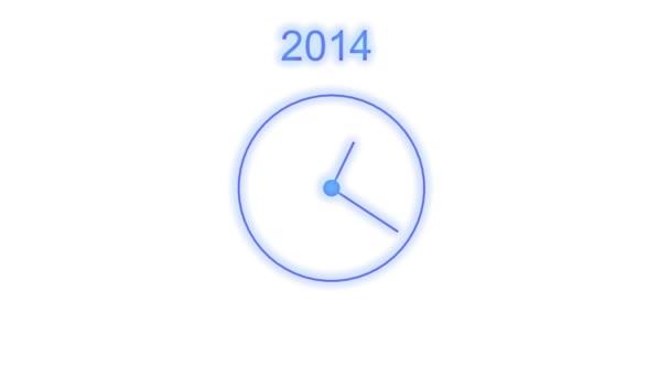 Boldog új évet 2015 óra