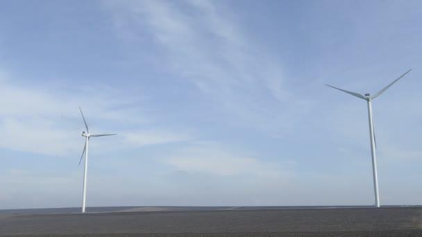 Elektrické energie Větrná turbína