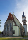 Fotografie Gothic church in Sighisoara, Transylvania