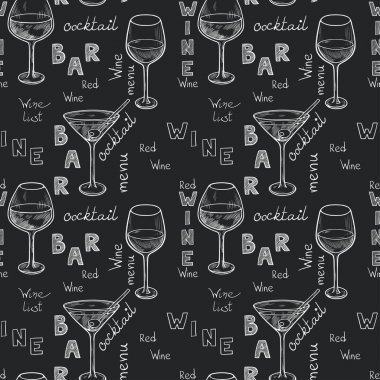 Bar pattern.