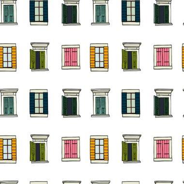 Windows pattern.