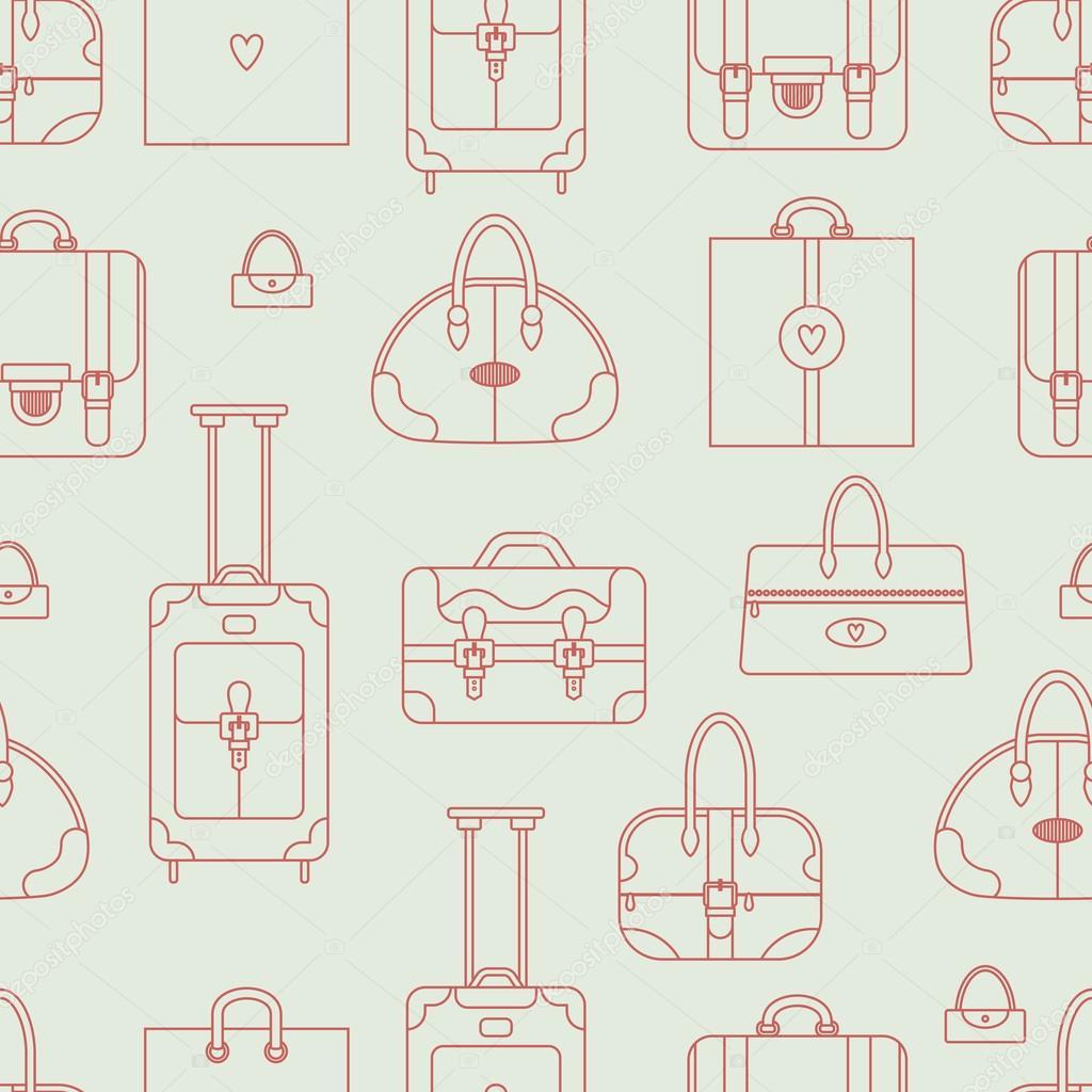 fondo con bolsas de compras — Vector de stock © Alextanya #69609743