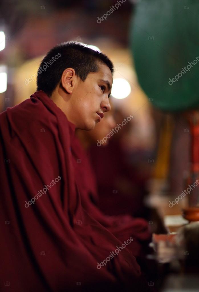 Unidentified Buddhist monk