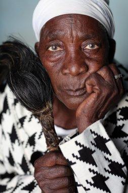 Traditional healer, Tanzania