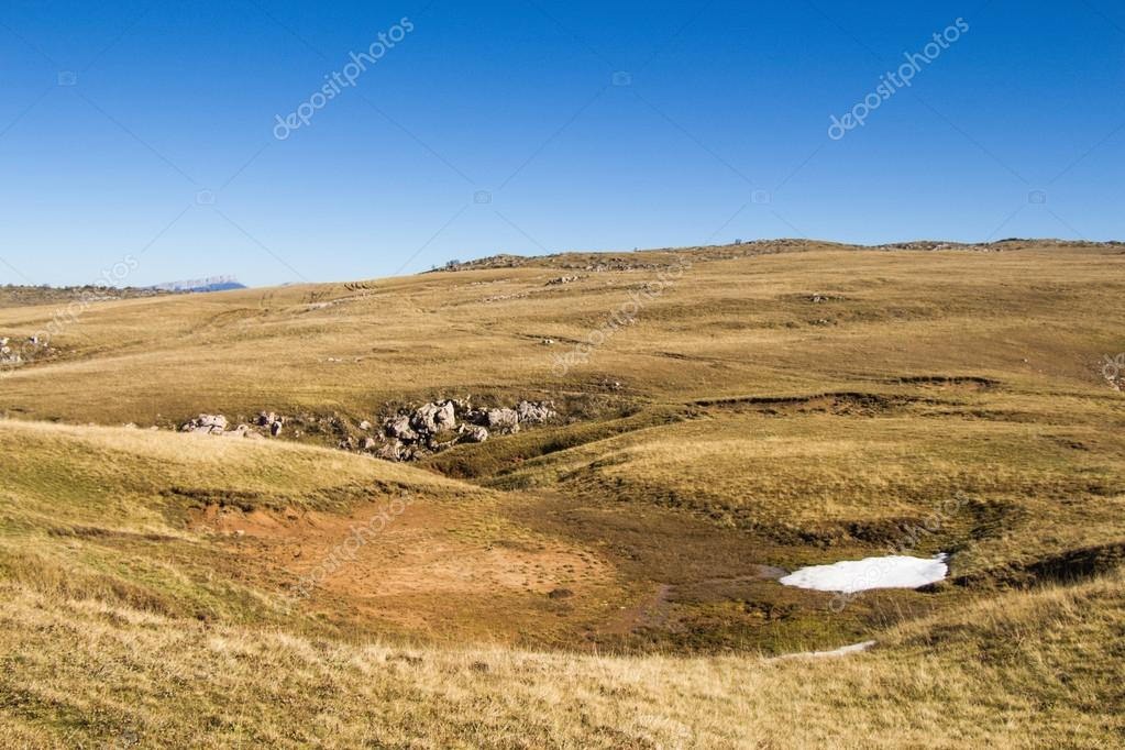 Plateau Lagonaki.