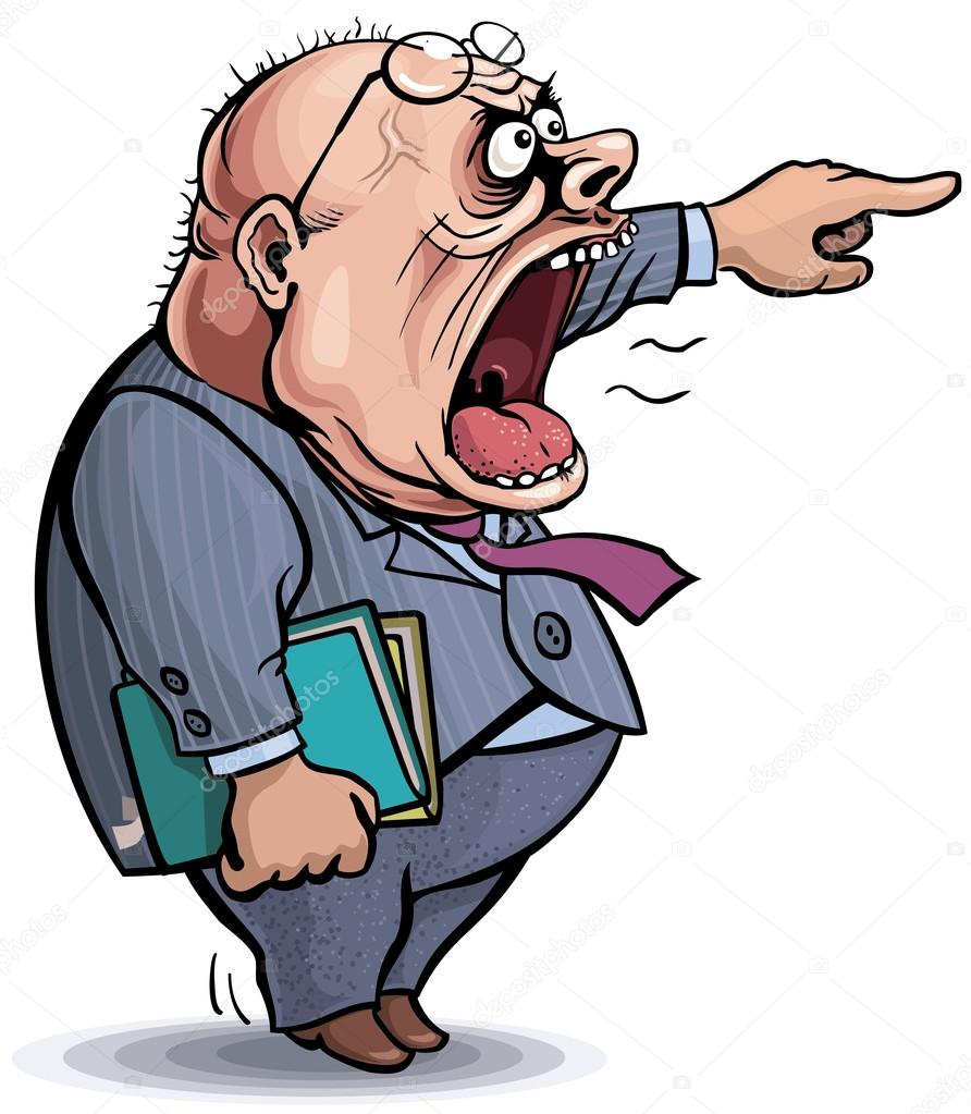 Áˆ Angry Cartoon Man Stock Icon Royalty Free Angry Man Illustrations Download On Depositphotos