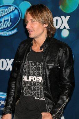 Keith Urban - singer