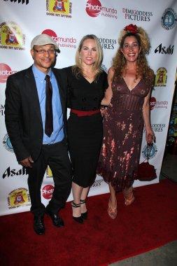 Clinton H. Wallace, Christy Oldham, Susana Del Carmen Prohias