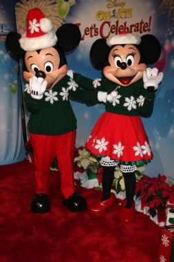 Mickey Mouse, Minnie Mouse