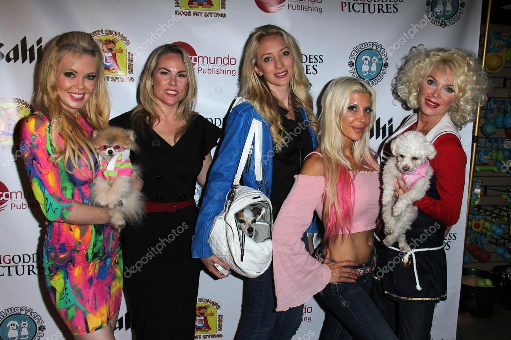 Shanna Olson, Christy Oldham, Juls Bindi, Frenchie, Shelley Michelle